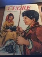 CUORE-COD.L1430-EDMONDO DEAMICIS ED.PAOLINE 1970 - Bücher, Zeitschriften, Comics