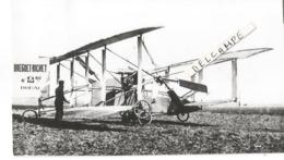 PHOTO AVION  BREGUET 2 BIS   DOUAI   13X7CM - Aviation