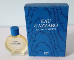 LOT De 12 MINIATURES PARFUM EAU D'AZZARO EDT 90° NEUF - Miniatures Womens' Fragrances (in Box)
