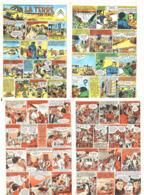 """PUB 2CV """" CITROEN """" En BANDES DESSINEES  1960 (1) - Other"""