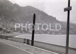 1957 MONTE CARLO MONACO AMATEUR 35mm ORIGINAL NEGATIVE Not PHOTO No FOTO - Photographica