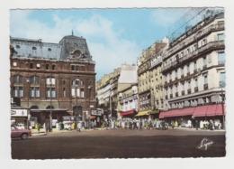BA380 - PARIS - Gare Saint Lazare - La Rue D'Amsterdam Depuis La Place Du Havre - Metro, Stations
