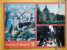 KOV 303-15 -  SARAJEVO, BOSNIA AND HERZEGOVINA, - Bosnia Erzegovina