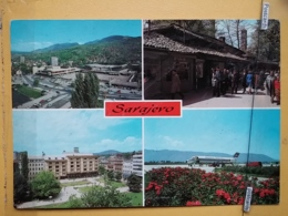 KOV 303-15 -  SARAJEVO, BOSNIA AND HERZEGOVINA, AVION, PLANE, AVIO - Bosnia Erzegovina
