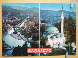 KOV 303-15 -  SARAJEVO, BOSNIA AND HERZEGOVINA, MOSQUE, DZAMIJA - Bosnia Erzegovina