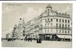 CPA-Carte Postale-Belgique- Oostende- La Digue- VM9042 - Oostende
