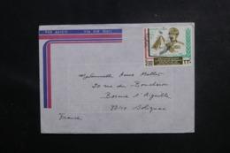 EGYPTE - Enveloppe Pour La France En 1982, Affranchissement Plaisant - L 47048 - Égypte
