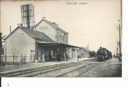 Thuillies     Thuin      La Gare - Belgique