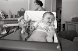 1973 DONALD DISNEY BABY  PORTUGAL AMATEUR 35mm ORIGINAL NEGATIVE Not PHOTO No FOTO - Photographica