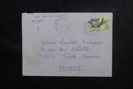 FRANCE - Enveloppe De Somalis D'un Soldat Pour La France En 1993 , Oblitération Du Bureau Militaire 613 - L 47050 - Storia Postale