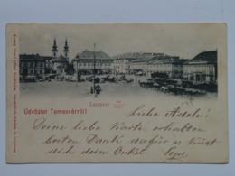 Romania M58 Temesvar Timisoara 1900 - Rumänien