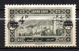 Col17  Colonie Grand Liban  N° 76 Neuf X MH  Cote 2,00 € - Grand Liban (1924-1945)