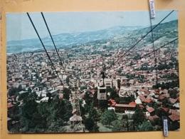 KOV 303-16 -  SARAJEVO, BOSNIA AND HERZEGOVINA, Zicara, DRAHTSEILBAHN, Funicular Railway, Téléphérique, Teleférico - Bosnia Erzegovina
