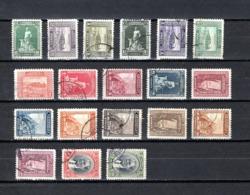 Turquía  1930 .-  Y&T  Nº   750/762-764/769 - 1921-... República