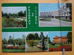 KOV 303-16 -  SARAJEVO, BOSNIA AND HERZEGOVINA, ILIDZA - Bosnia Erzegovina