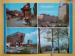 KOV 303-16 -  SARAJEVO, BOSNIA AND HERZEGOVINA - Bosnia Erzegovina
