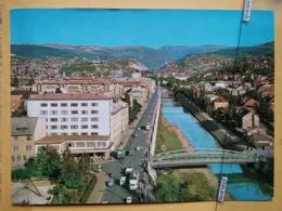 KOV 303-16 -  SARAJEVO, BOSNIA AND HERZEGOVINA, TO MIKI JEVREMOVIC, YUGOSLAV SONG - Bosnia Erzegovina