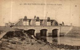 LES MOUTIERS EN RETZ L'ECLUSE DU COLLET - Les Moutiers-en-Retz