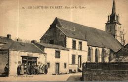 LES MOUTIERS EN RETZ RUE DE LA GARE - Les Moutiers-en-Retz