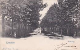 2603381Enschedé, Parkweg.(poststempel 1901) - Enschede