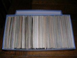 LOT DE + DE 700 CARTES POSTALES 10X15 ( VRAC ) - Ansichtskarten