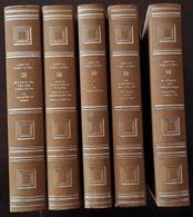 Oeuvres De MAC ORLAN (5 Volumes) - Editions ROMBALDI En 1973. Bon état. (illustrations Originales) - Boeken, Tijdschriften, Stripverhalen