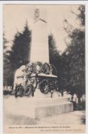 Grenoble Monument Des Dauphinois Au Cimetière De Grenoble - Grenoble