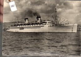 Lotto 204 Foto Nave - Postcards