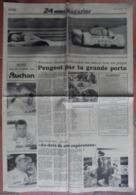 24 H Du Mans 1992.Peugeot Par La Grande Porte. - Desde 1950