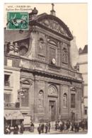 PARIS - Eglise Ste Elisabeth - Eglises