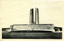 CPA - VIMY - MONUMENT CANADIEN - FACADE NORD-EST(IMPECCABLE) - France