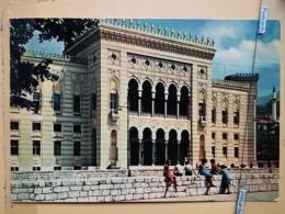 KOV 303-17 -  SARAJEVO, BOSNIA AND HERZEGOVINA, BIBLIOTEKA, LIBRARY, BIBLIOTHEK - Bosnia Erzegovina