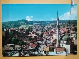 KOV 303-17 -  SARAJEVO, BOSNIA AND HERZEGOVINA, MOSQUE, DZAMIJA, - Bosnia Erzegovina