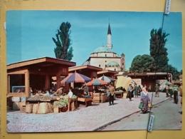 KOV 303-17 -  SARAJEVO, BOSNIA AND HERZEGOVINA, MOSQUE, DZAMIJA, BASCARSIJA - Bosnia Erzegovina
