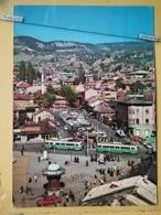 KOV 303-17 -  SARAJEVO, BOSNIA AND HERZEGOVINA, TRAMWAY, TROLLEYCAR - Bosnia Erzegovina