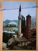 KOV 303-17 -  SARAJEVO, BOSNIA AND HERZEGOVINA, MOSQUE, DZAMIJA BEGOVA - Bosnia Erzegovina