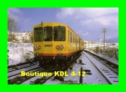 AL 246 - Automotrice Z 118 Quitant La Gare - FONT-ROMEU ODEILLO VIA - Pyrénées Orientales  - Ligne De La Cerdagne - Altri Comuni
