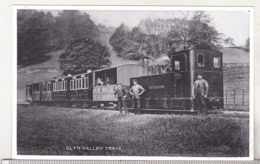 England Photo - Trains - Glyn Valley Train - Fotos