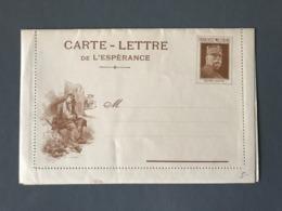 France - CPFM NOTRE JOFFRE - Carte-Lettre De L'espérance - (B2528) - Marcophilie (Lettres)