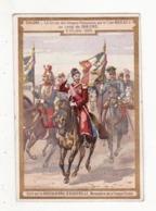 CHOCOLAT D'AIGUEBELLE   Chalons   Revue Des Troupes Françaises Par Le Czar Nicolas II En 1896 - Aiguebelle