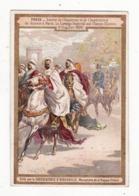 CHOCOLAT D'AIGUEBELLE   Entrée De L'empereur Et De L'impératrice De Russie à Paris En 1896 - Aiguebelle