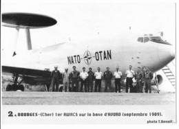 AWACS Sur La Base D'Avord - 1946-....: Ere Moderne