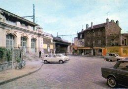 Gagny. La Gare. (Années 60) - Gagny