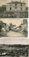54 Meuthe Moselle  6  CP  Diverses 4 écrites  Envoi Gratuit - Unclassified