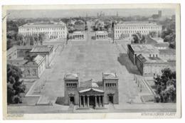 Königlicher Platz  - Munich  - époque Du NSDAP - Muenchen