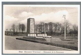 JM15.11 / CPA /  DIEST - MONUMENT WEERSTAND - MONUMENT DE LA RESISTANCE - Diest
