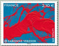 France 2019 Fabienne Verdier MNH / Neuf** - France