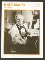 PORTRAIT DE STAR 1952 ÉTATS UNIS USA - ACTEUR BUSTER KEATON LIMELIGHT - UNITED STATES USA ACTOR CINEMA FILM PHOTO - Fotos