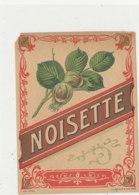 AN 581 / ETIQUETTE    NOISETTE   N° 372 - Etiketten