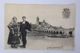 """Trachten, Salamanca, Kastilien-León"" 1940  ♥  - Spanien"